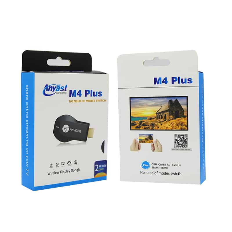 Any Cast Hdmi Wifi Dongle M4 Plus 1080 1