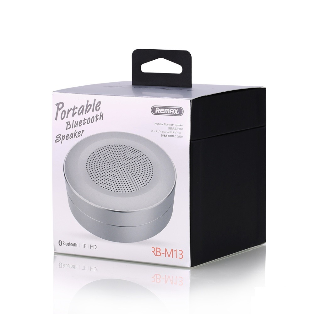 Remax Bluetooth Speaker RBM13 1