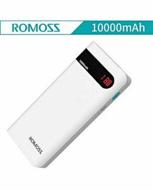 Romoss sense 4p 10000Mah Power bank for smart phones 1