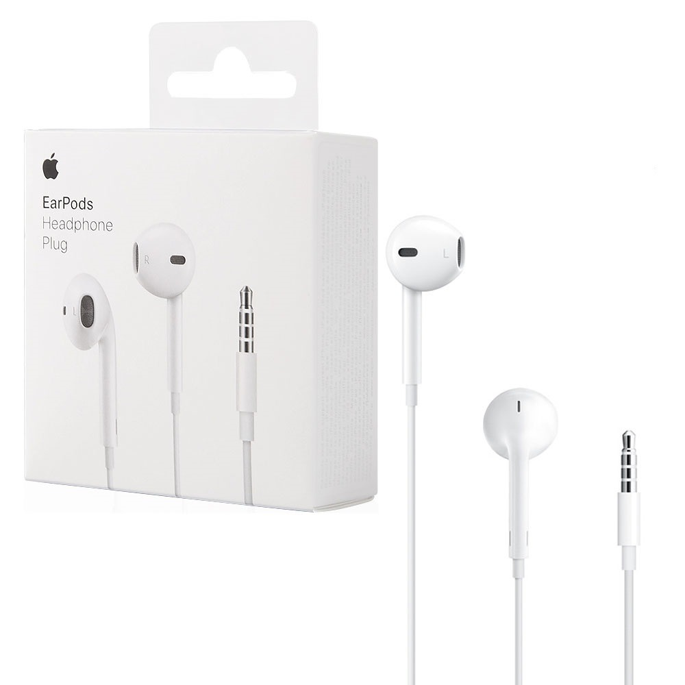 Stereo Hand Free Apple (Good Sound Quality) 1