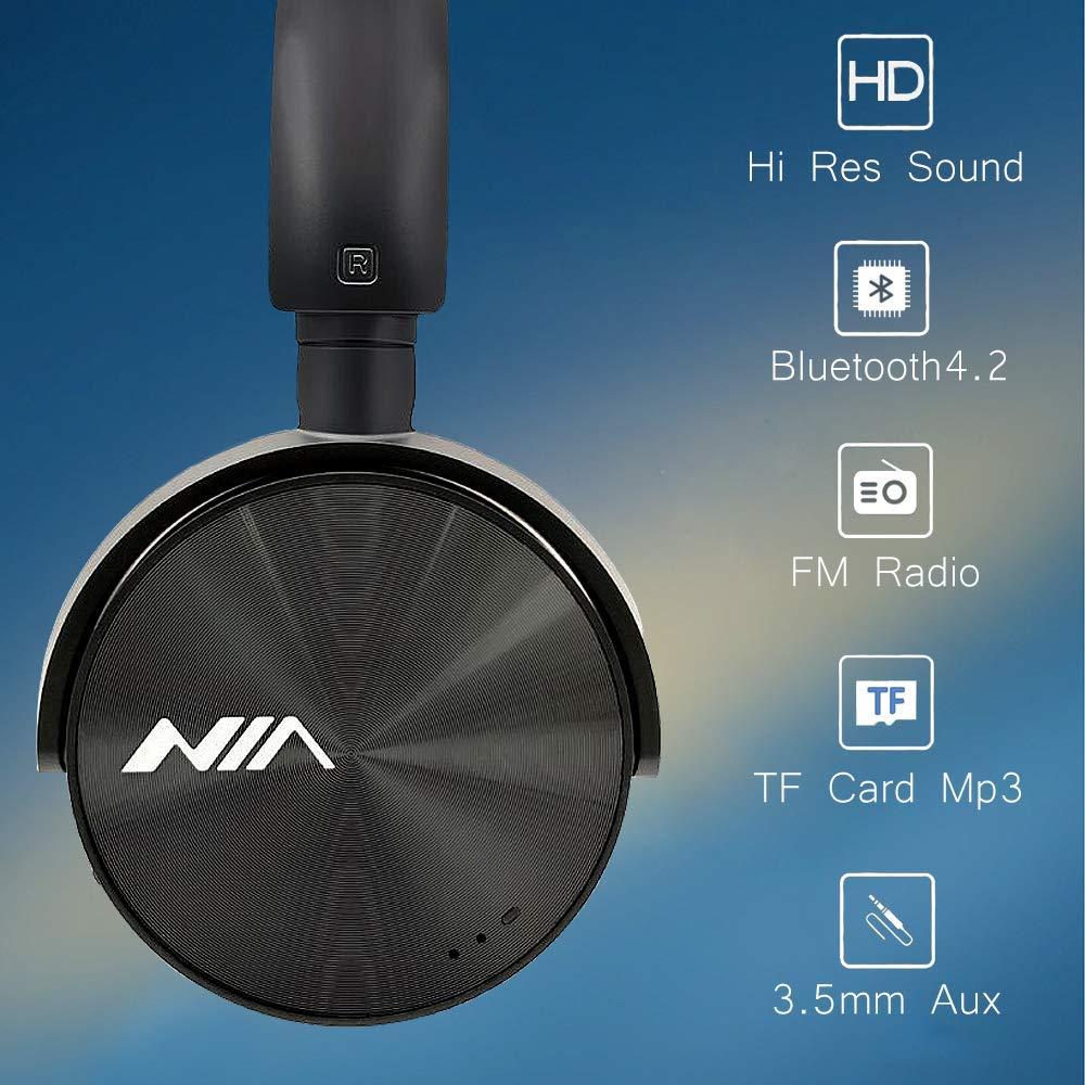 NIA Q6 BLUETOOTH WIRELESS HEADPHONE 2