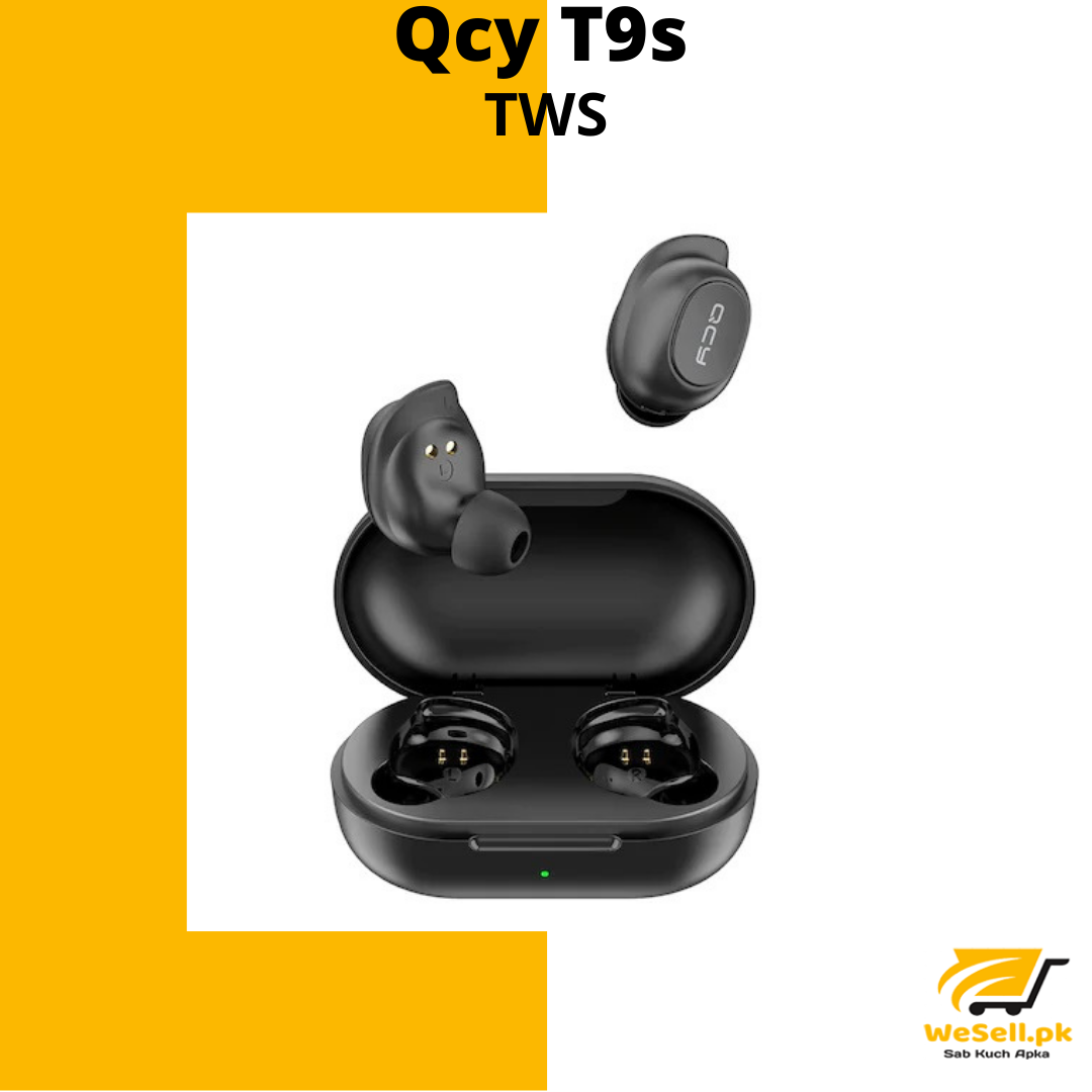 Qcy t9s new